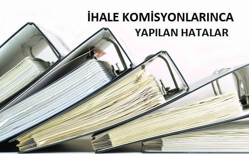 İHALE HATALARİ